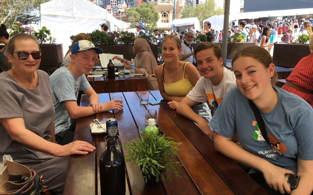 2020 Student Delegation – Coronavirus Update